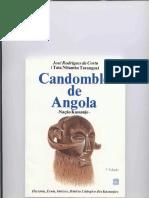 Candomble de Angola Kasanji