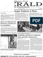 Quad City Herald en Espanol March 2011