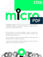 Brochure Plan Micro de Eide