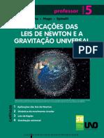 Módulo 5 Física - Gravitação Universal