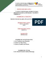 Informe de Plantas Nativas en La Prevencion de Covid 19