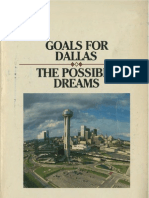 Goals for Dallas