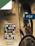 JUEGO OCA ESPARTANA