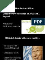 New Bottom Billion @ Oslo