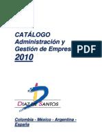 CATALOGO_ADMINISTRACION