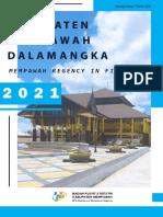 Kabupaten Mempawah Dalam Angka 2021