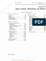John Deere 410310 Direction Tract Eur