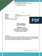 Economie Elément N°2 Corrigé de l'exercice chapitre II_56826e1734429