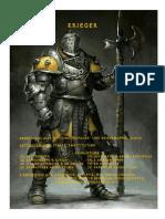 Fighter D&D Adaptation