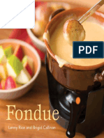 Irish Brown Soda Bread Recipe from Fondue by Lenny Rice and Brigid Callinan