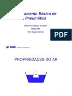 Treinamento basico de pneumatica - SMC Pneumáticos do Brasil