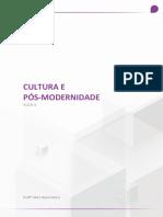 Cultura e Pós-Modernidade - Aula 04 - Uninter