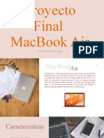 Proyecto Final Importacion MacBook Air