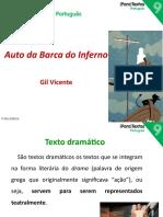 Gil Vicente_AutoBarcaInferno