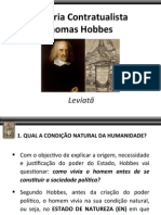 Contratualismo de Hobbes