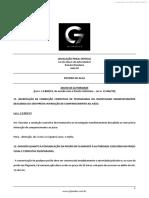 Roteiro de aula - Lei de Abuso de Autoridade II - Renato Brasileiro - Aula 2