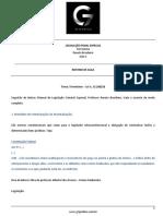 Roteiro de aula - LPE - L. Antiterrorismo - Renato Brasileiro - Aula 1
