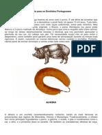 Guia para os Enchidos Portugueses