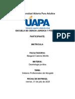 tarea 4 de deontología jurídica - copia