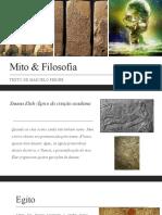 Aula - Mito e Filosofia_ Linguagem