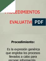 3- PROCEDIMIENTOS EVALUATIVOS _JORNADA