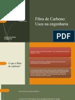 Fibra de carbono e usos na energia eolica