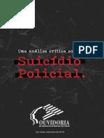 Suicidio Policial