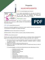 Proyecto  AULAS INTELIGENTES