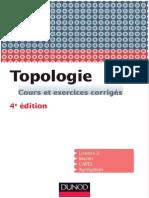 Topologie  cours et exercices corrigés by Queffélec, Hervé (z-lib.org)