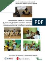 4.Promotora Comunitario de Salud