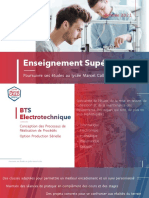 PDF BTS Electrotechnique