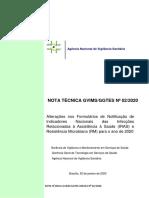 Nota Técnica nº 02-2020
