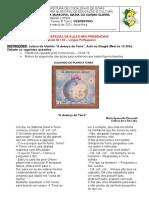 ATIVIDADES 2021 - REANP DIA 02 MARÇO