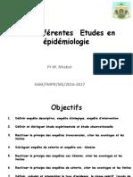 Différentes études épidémiologiques.compressed