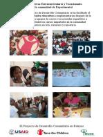 8.Actividades educación