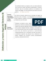 derecho burocrativo mexicano