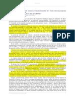 Postura de la Secretaría de Ambiente y Desarrollo Sustentable de la Nación sobre los presupuestos mínimos de protección ambiental sub