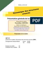 DDS II_C00_Presentatio_Generale de La Matiere