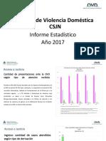 Estadisticas violencia domestica