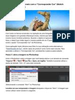 Elimine Diferenças Tonais Com o %22Corresponder Cor%22 (Match Color) Do Photoshop - Photoshop