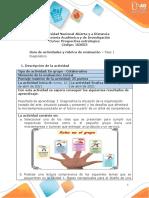 Guía de Actividades y Rúbrica de Evaluación - Unidad 1 - Fase 1 - Diagnóstico-convertido