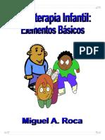 PSICOTERAPIA INFANTIL. ELEMENTOS BASICOS