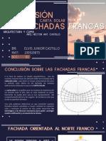 CONCLUSIÓN - FACHADAS FRANCAS