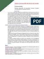 I - Adaptations, contraintes et sélection naturelle (4)
