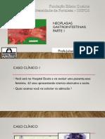 modulo 27- LMF 4- NEOPLASIAS GASTROINTestinais- PARTE 2018