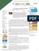 El analista y lo social_ una política del vacío _ Hospitales - ElSigma