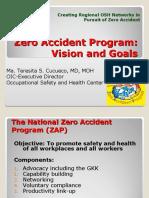 Doc Tess Zero Accident Program for ZAP conf 09