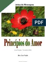 Princípios do Amor