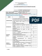 P_informe de La Evaluación Diagnostica Para El Estudiante Incluido (2)