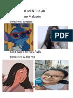 COLEGIO DE MENTIRA XD